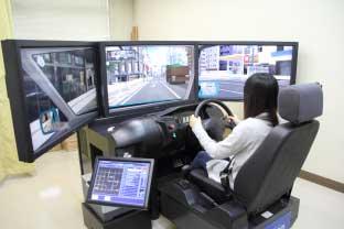 普通車シミュレーター教室